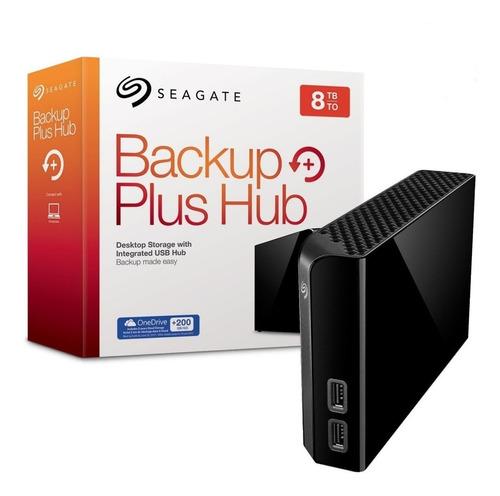 [ ] disco duro externo 8tb seagate 3.5 usb 3.0 backup plus h