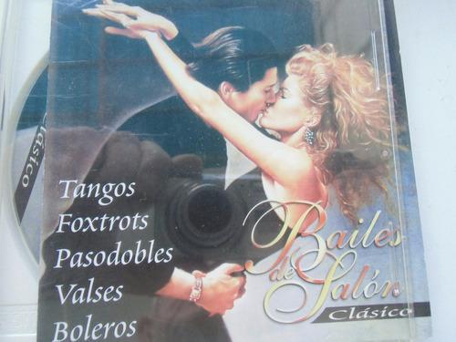+ disco original importado de bailes de salón clásico