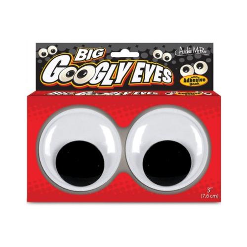 ¡ divertidos googly eyes big x2u decora obj ojos grandes !!