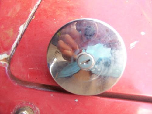 ## dodge polara landau  tampa de combustivel p/ carro antigo