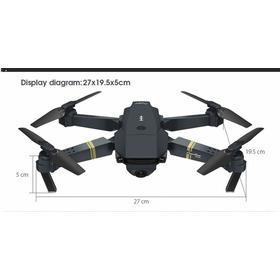Dron Eachine E58. Con Cámara Video Wifi