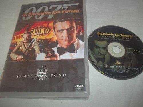 * dvd - 007 cassino - ação