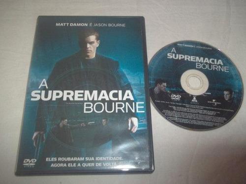 * dvd - a supremacia bourne - ação