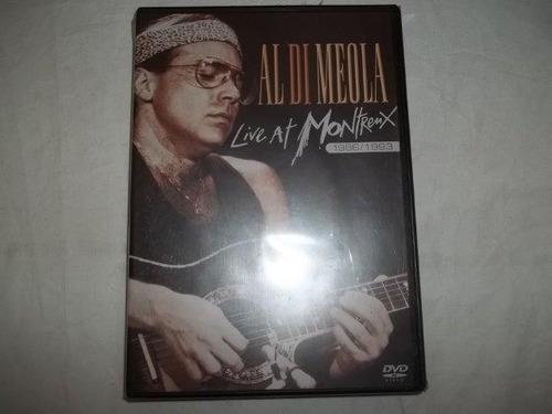 * dvd - al di meola - jazz