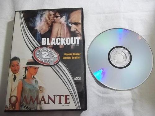 * dvd - blackout / o amante - aventura