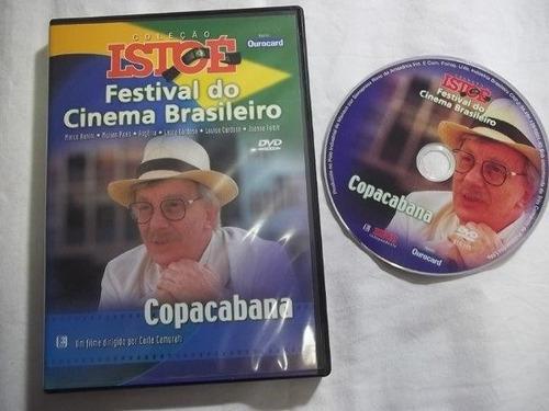 * dvd - copacabana - festival do cinema brasileiro - drama