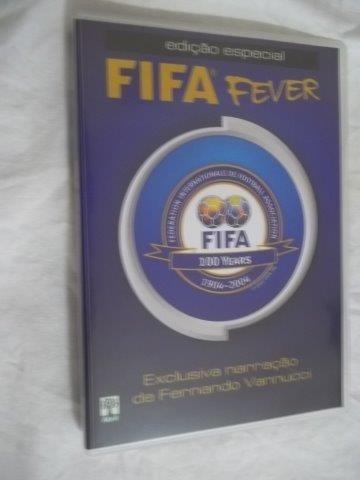 * dvd - fifa fever