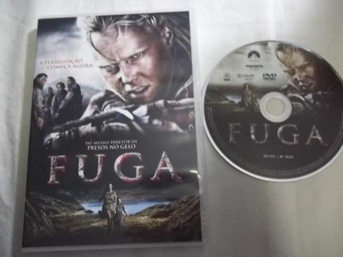 * dvd - fuga - aventura