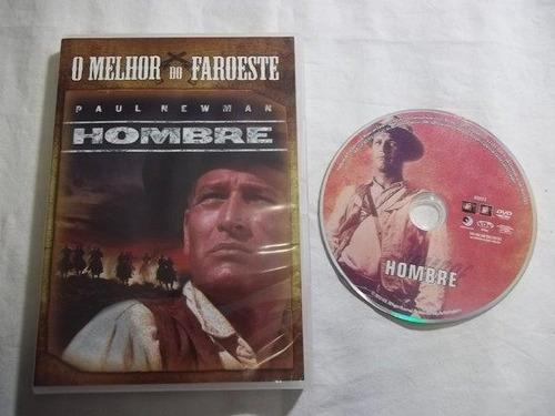 * dvd - hombre - faroeste