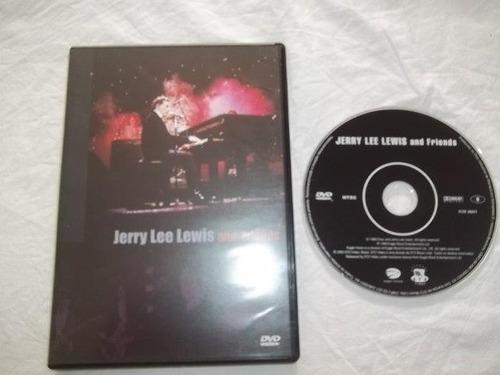 * dvd - jerry lee lewis - rock clássico