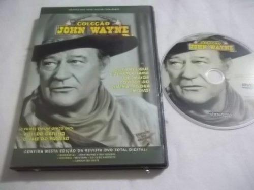 * dvd - john wayne - faroeste