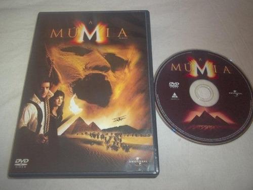 * dvd - mumia - ação