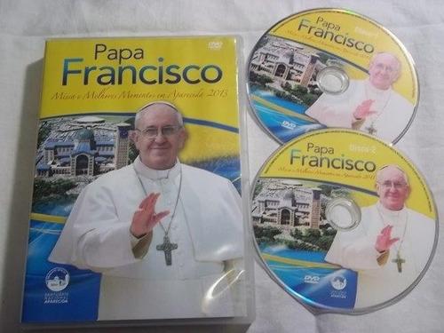 * dvd - papa francisco - épicos e biblicos