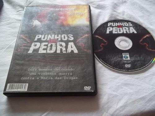 * dvd - punhos de pedra - ação