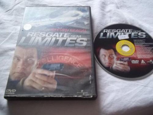 * dvd - resgate sem limites - ação