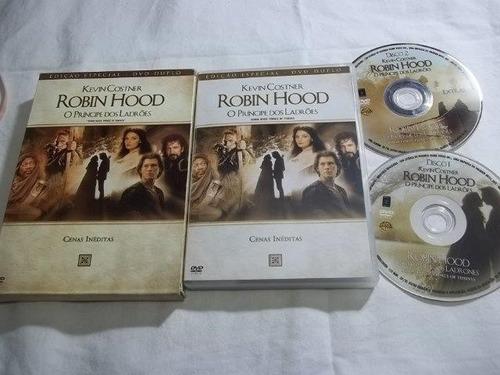 * dvd - robin hood - clássicas e cult