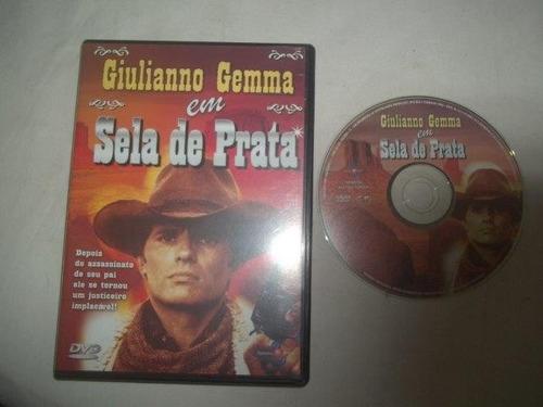* dvd - sela de prata - faroeste