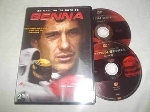 * dvd - senna - documentários