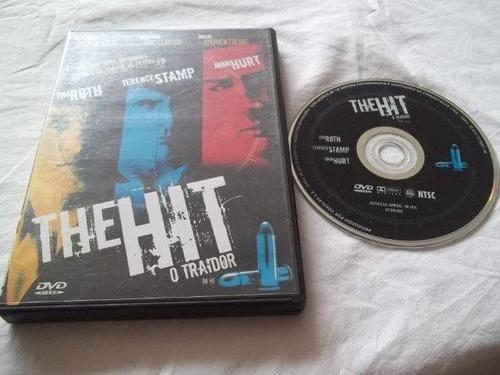 * dvd - the hit - o traidor - ação