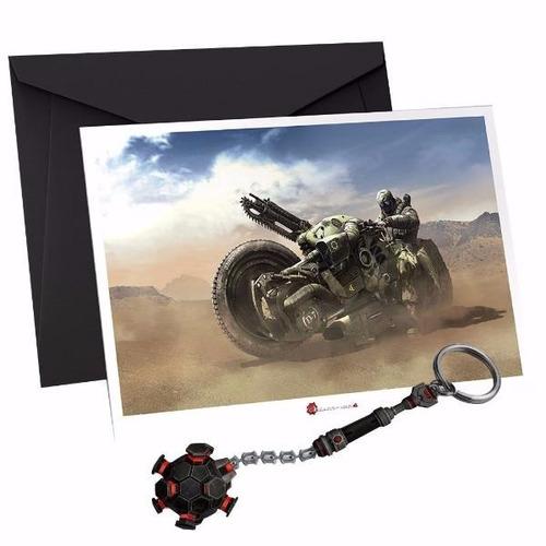 ¡¡¡ edición de collecion gears of war 4 sin juego en wg !!!