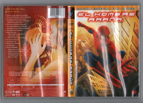 .: el hombre araña :.  dvd seminuevo!!!