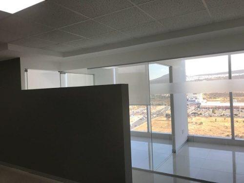 ¡¡ excelente oficina de 89m2 ya acondicionada en central park queretaro !!