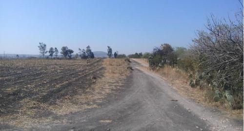 ¡¡ excelente terreno de 6 hectareas a $65.00m2 en taponas huimilpan !!