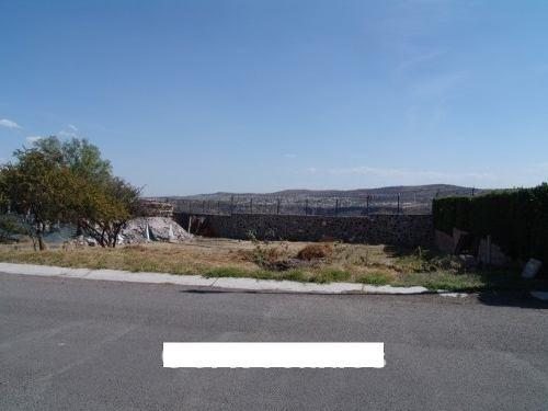 ¡¡ excelente terreno en venta de 1167m2 en el residencial  el campanario   !!