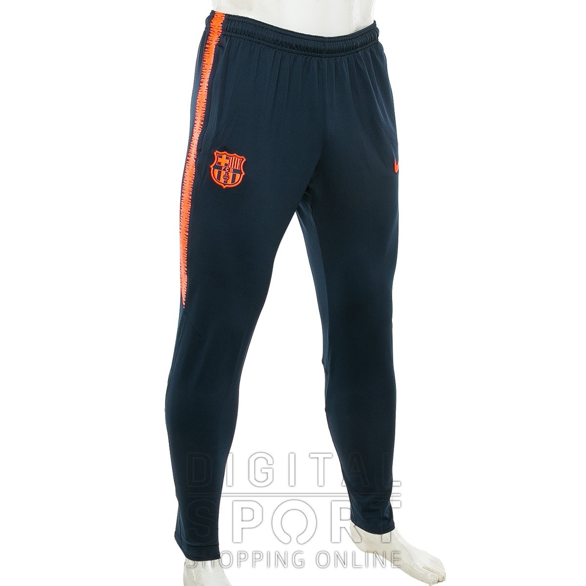 94e99b459654a exclusivo++ Pantalon Chupin Squad Fc Barcelona Nike 2018 -   2.499 ...