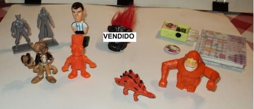 * figura muñecos y juguetes varios el precio es x c/u v/desc