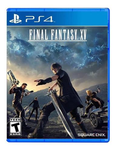 ..:: final fantasy xv ::.. para ps4 en game center