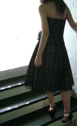 *** fino y elegante vestido maxmara ****