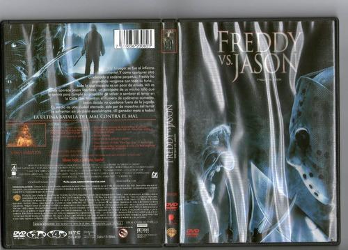 .: freddy vs jason :. dvd seminuevo !!!