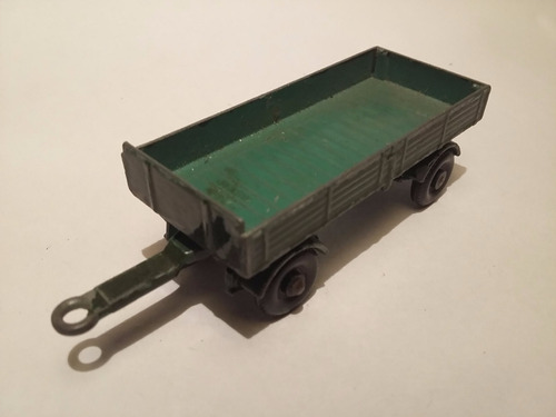 -full- matchbox series 2 mercedes trailer