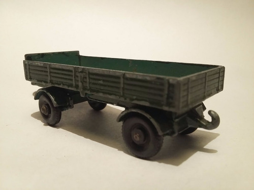 -full- matchbox series 2 mercedes trailer
