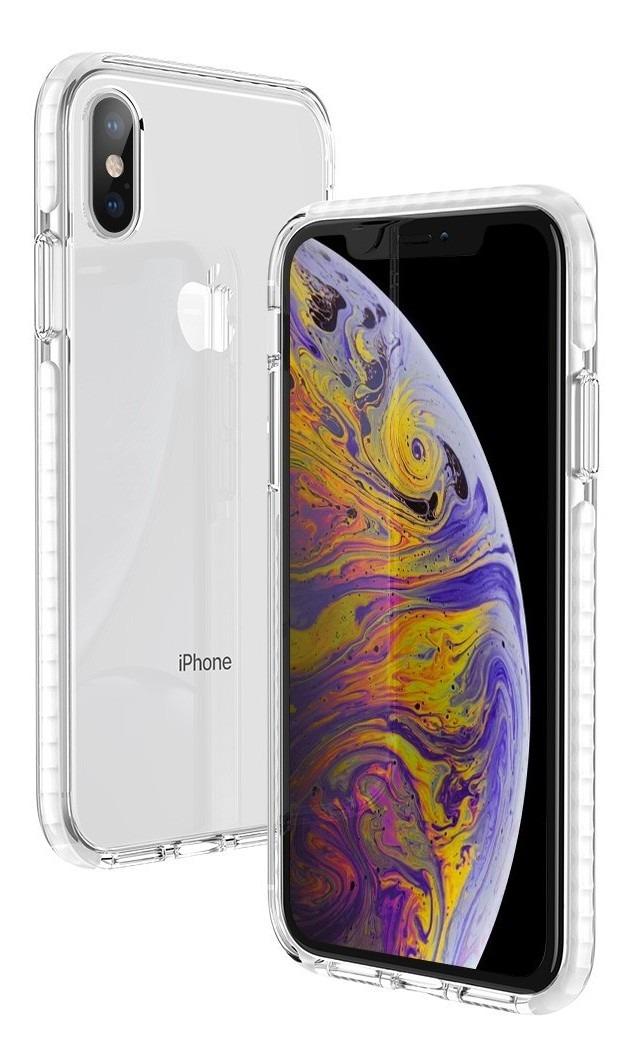 funda iphone xs transparente