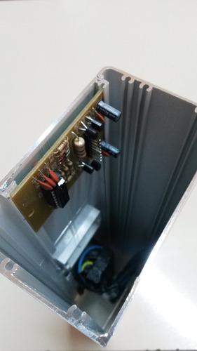 -gabinete metalico perfil aluminio electricidad electronica