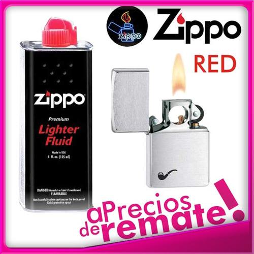 ¡ gas butano para encendedores zippo fuel premiun 1.9 oz !!