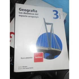 * Geografia - 3 º Año - Santillana