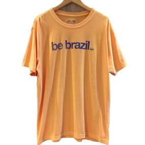 91066baa6050a6 Camiseta Osklen - Camisetas Curta com o Melhores Preços no Mercado Livre  Brasil