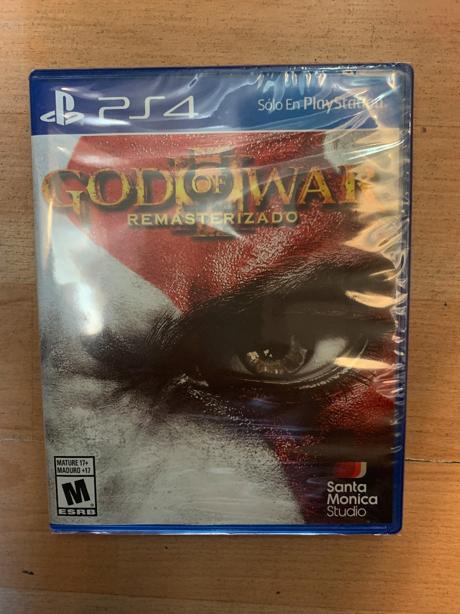 :: God Of War 3 Remastered ::   Para Ps4 En Sonic Games