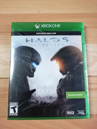 ..:: halo 5 guardians xbox one ::.. en game center