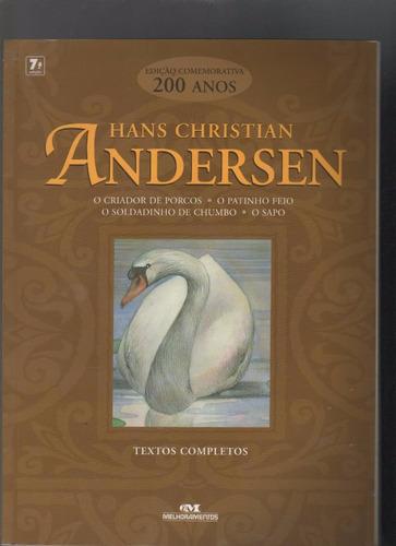 * hans christian andersen edição comemorativa 200 anos b7