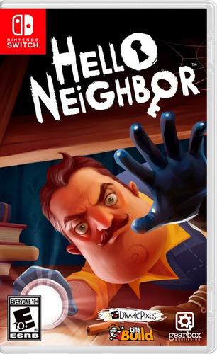 ..:: hello neighbor ::.. para nintendo switch game center