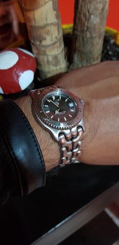¡ hermoso reloj tag heuer professional 200 cuarzo!!