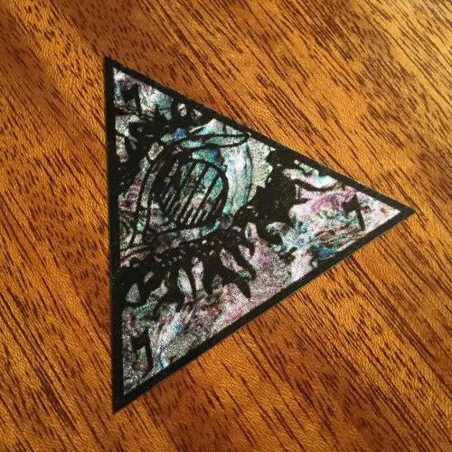(*) inlays stickers pirámide universe uv777 jem ibanez