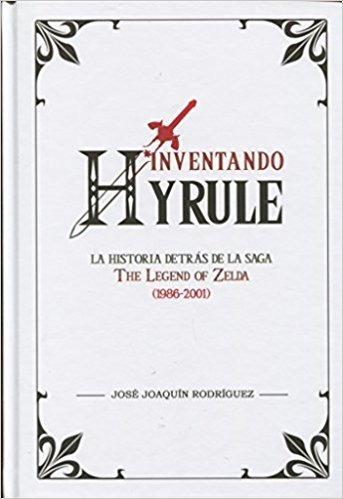 ** inventando hyrule ** the legend of zelda historia de saga