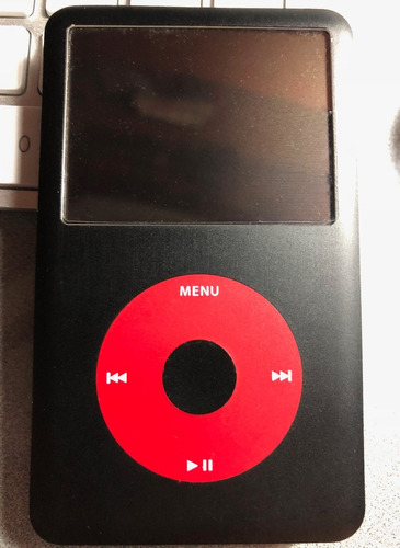 ]]] ipod classic 128gb ssd u2 special edition en su caja [[[