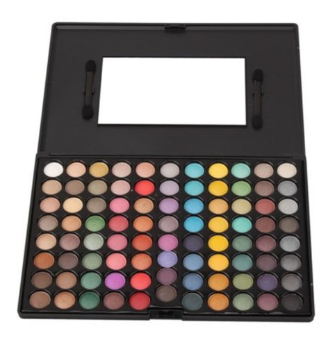 ¡ juego de sombras ojos paleta 88 colores cosméticos new !