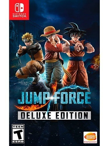 ..:: jump force deluxe edition ::.. switch en game center